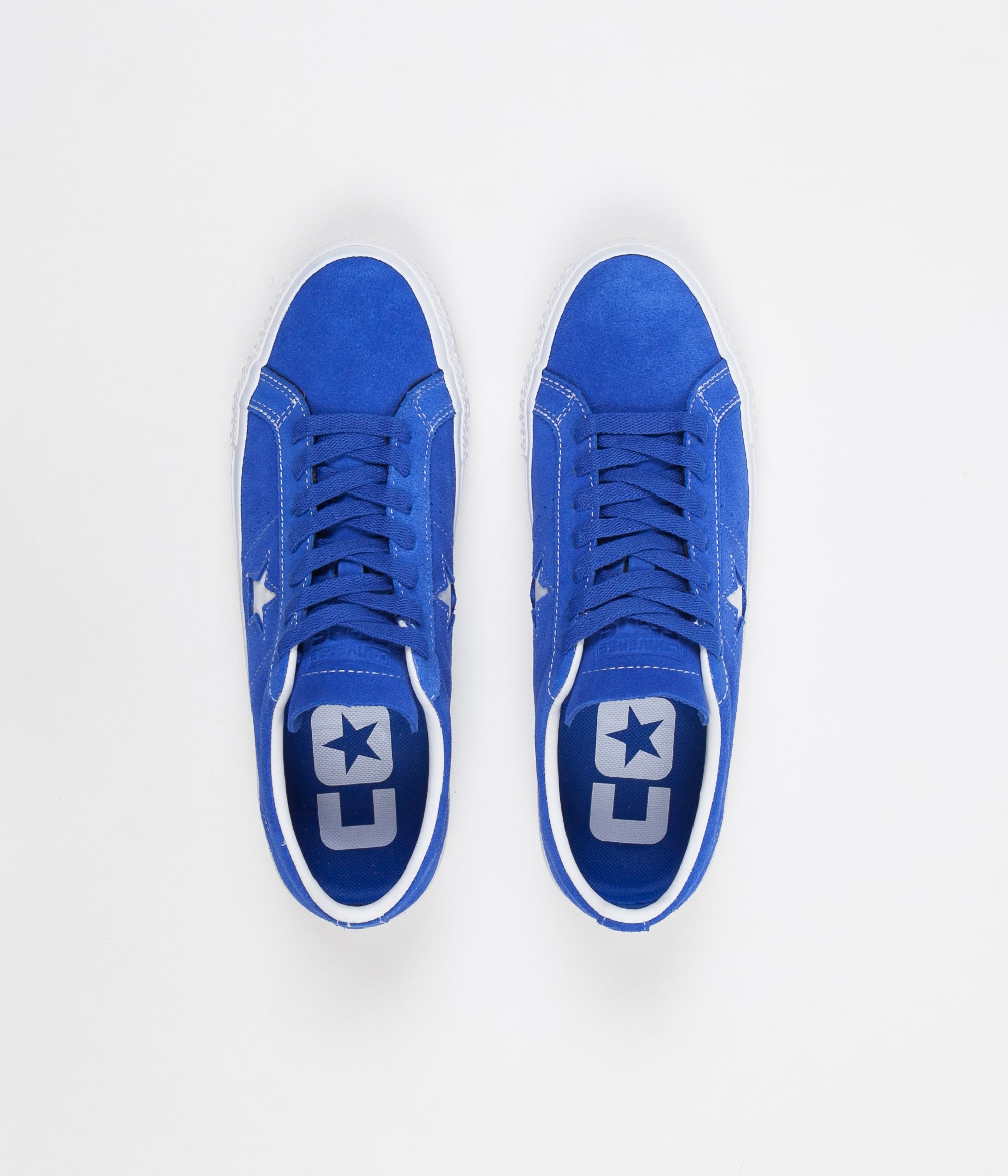 0af929fc9f49 Converse One Star Pro Ox Shoes - Hyper Royal   White   Black ...