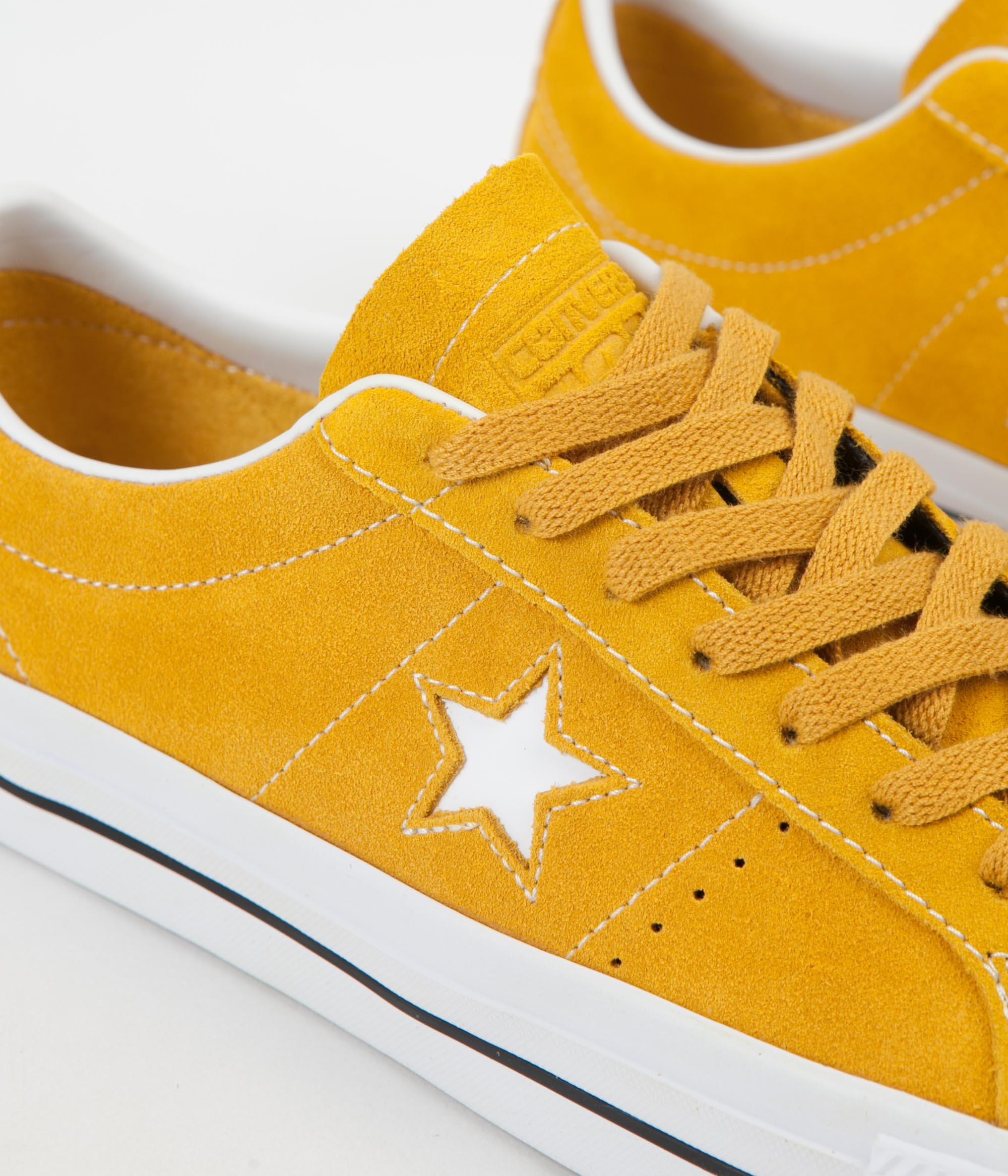 ... Converse One Star Pro Ox Shoes - Mineral Yellow   White   Black ... 35d665bac