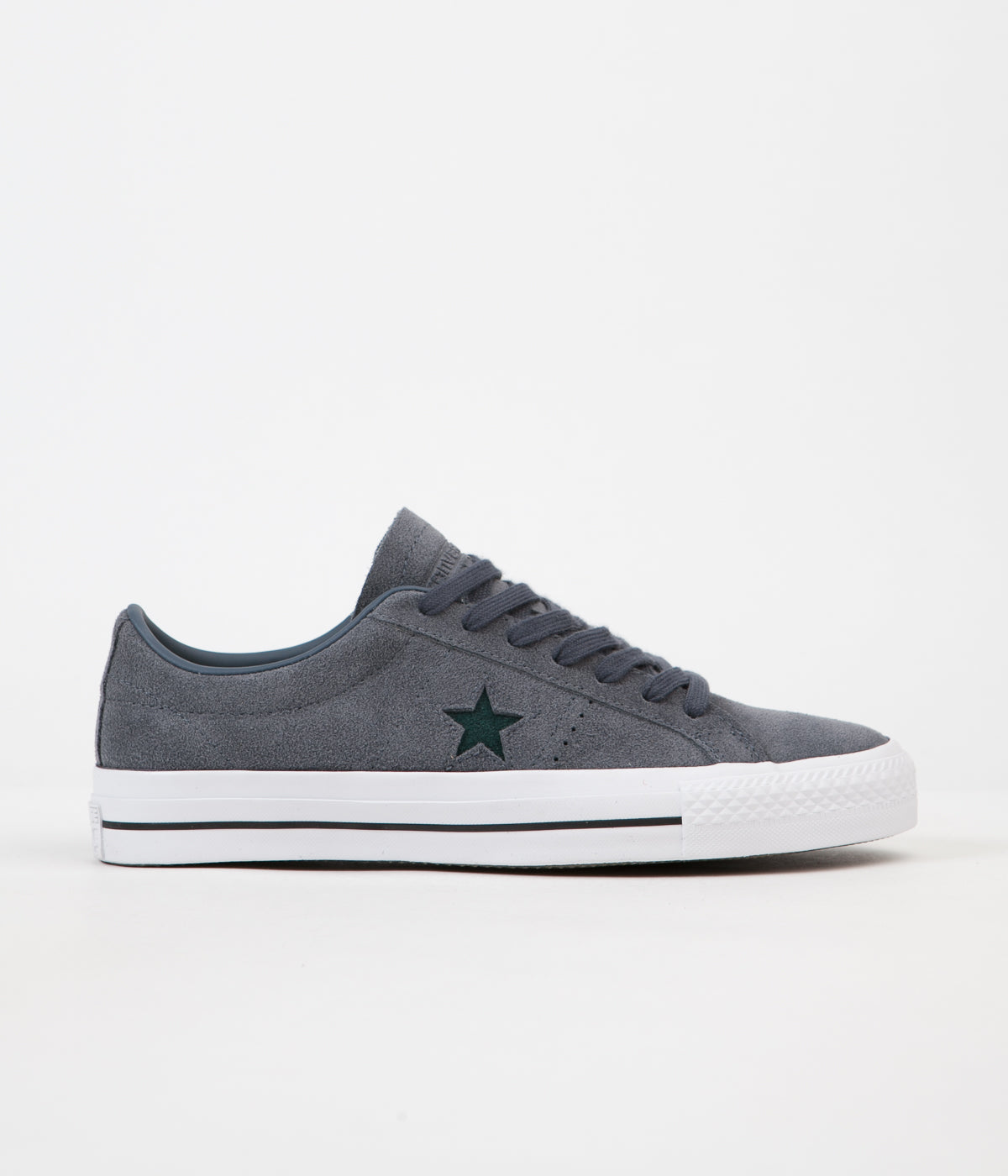 Converse One Star Pro Ox Shoes - Sharkskin / Atomic Teal