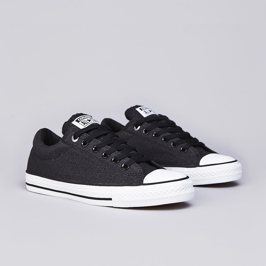 Converse X Santa Cruz CTS OX Black / White