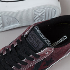 Converse Trapasso Two Ox Oyster Grey / Red / Black / Graphite