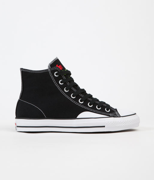 Converse x Chocolate CTAS Pro Hi Shoes - Black / Days Ahead / White