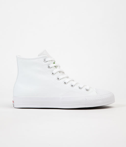 Converse x Chocolate CTAS Pro Hi Shoes - White / White / Days Ahead