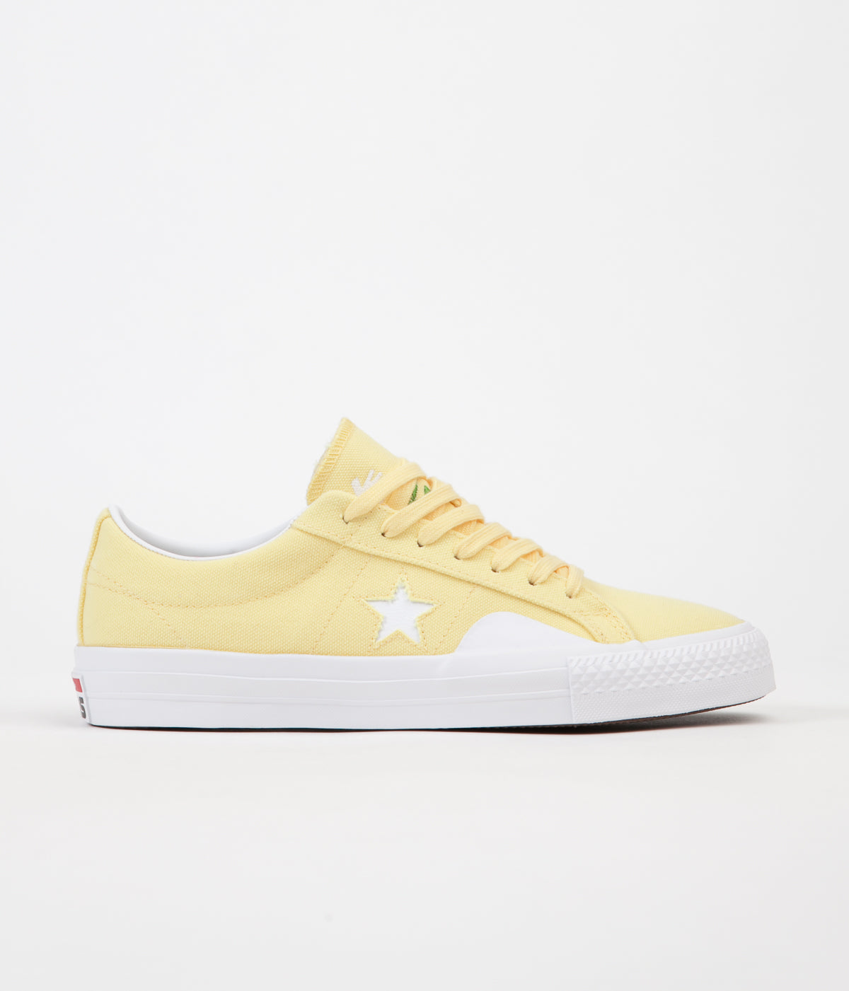 b0856aff29d ... Converse x Chocolate One Star Pro Ox Shoes - Yellow   White   Days  Ahead ...