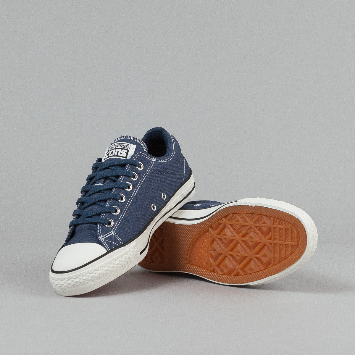 Converse X Fragment CTS OX Shoes - Navy