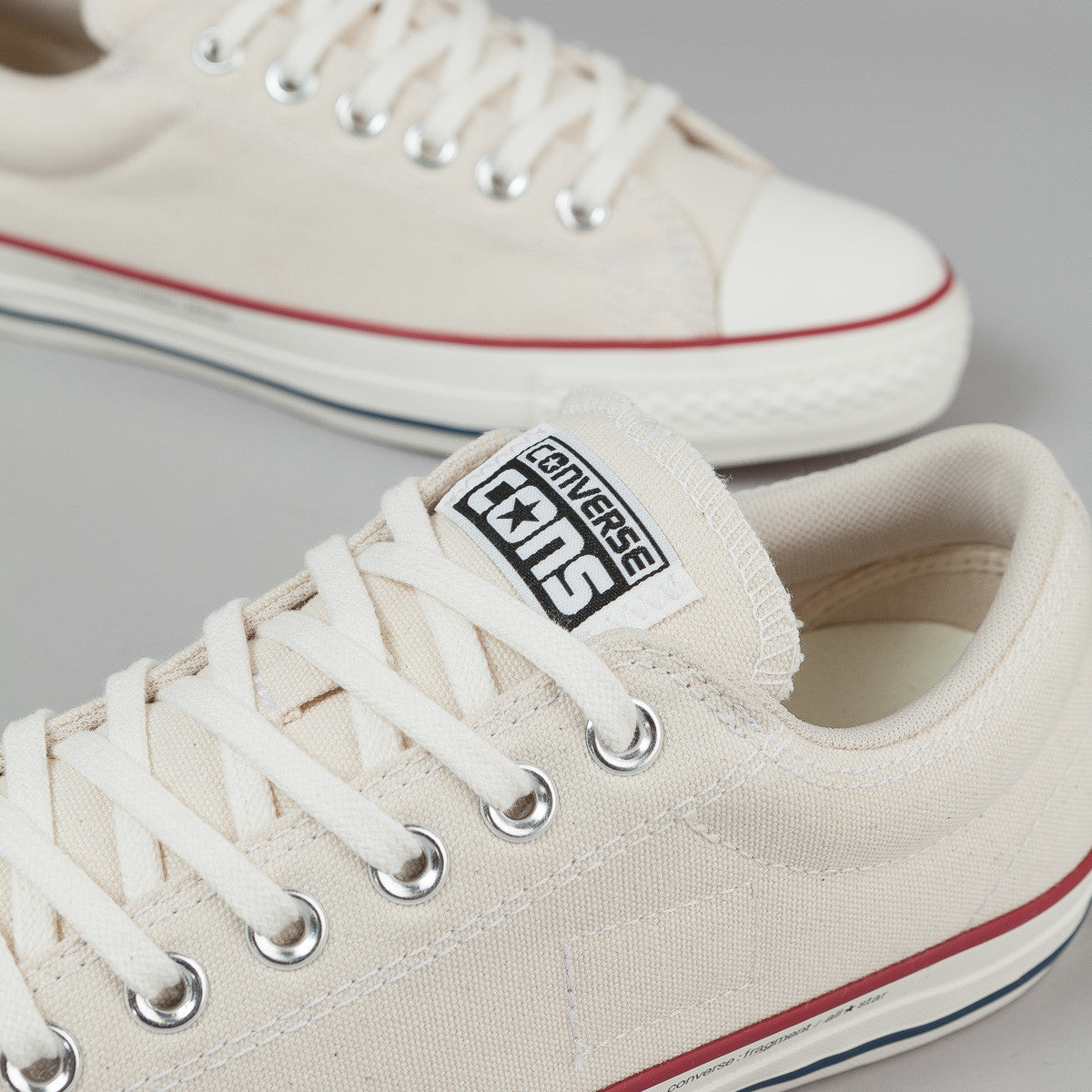 Converse X Fragment CTS OX Shoes - Parchment