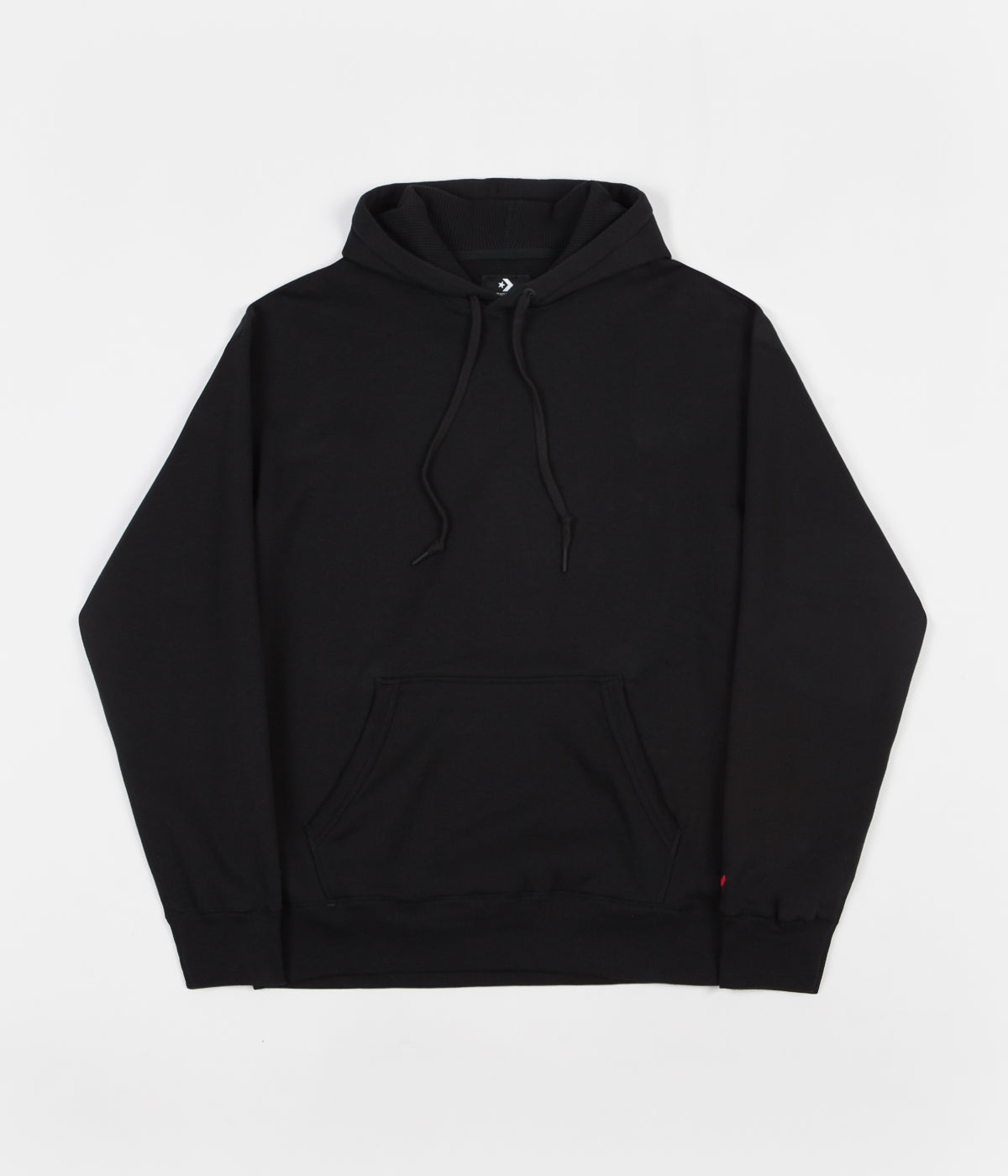 Converse x Hopps Thermal Lined Hoodie - Black