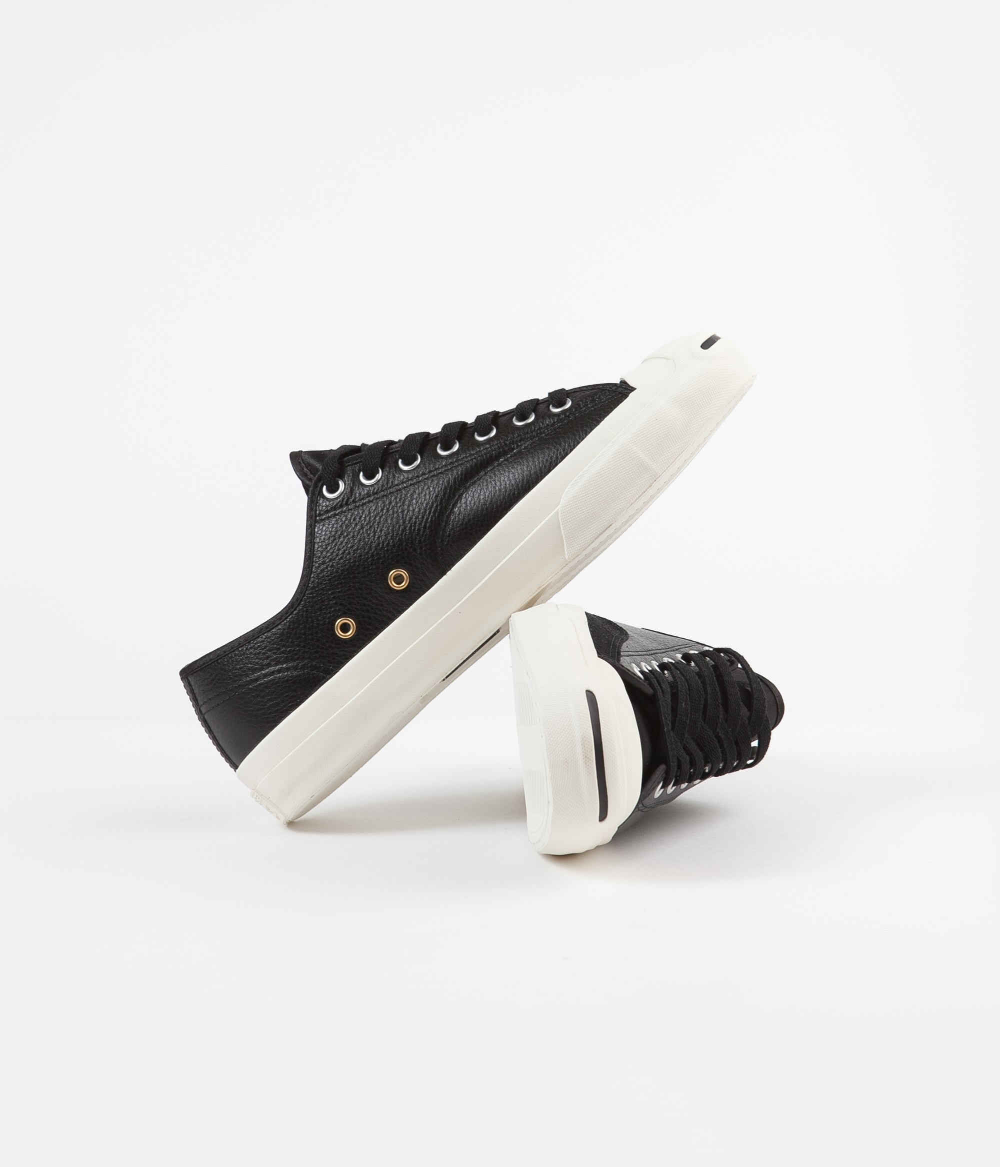 Converse x Jenkem Jack Purcell Pro Ox Shoes - Black / Egret / Black