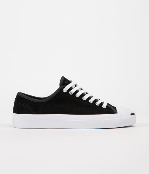Converse x Polar Jack Purcell JP Pro Ox Shoes - Black / Black / White
