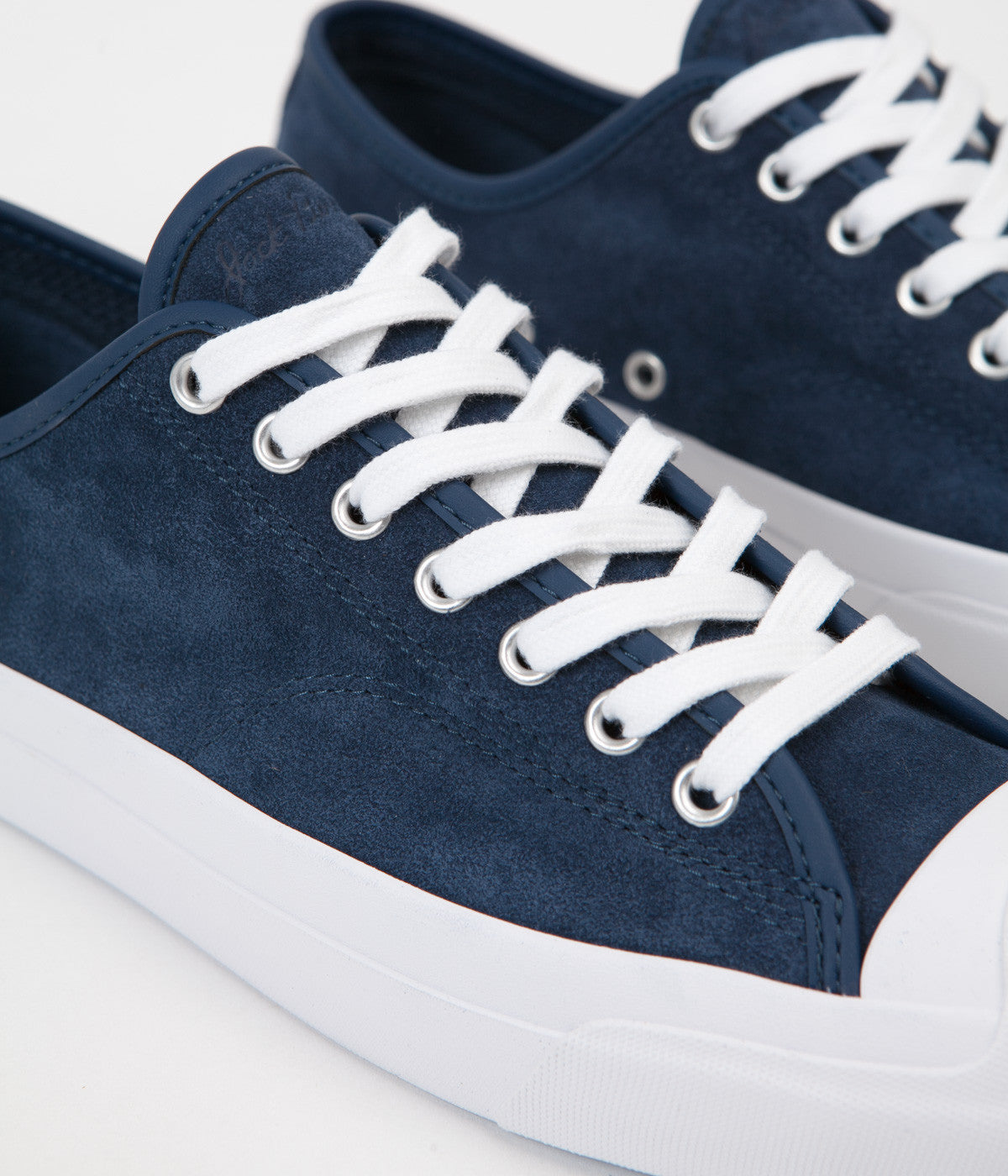 e86a895096 ... Converse x Polar Jack Purcell JP Pro Ox Shoes - Navy / Navy / White ...