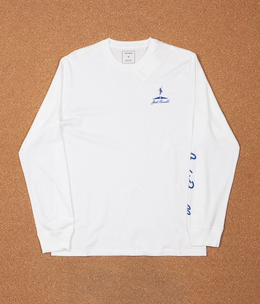 Converse x Polar Long Sleeve T-Shirt - Optical White