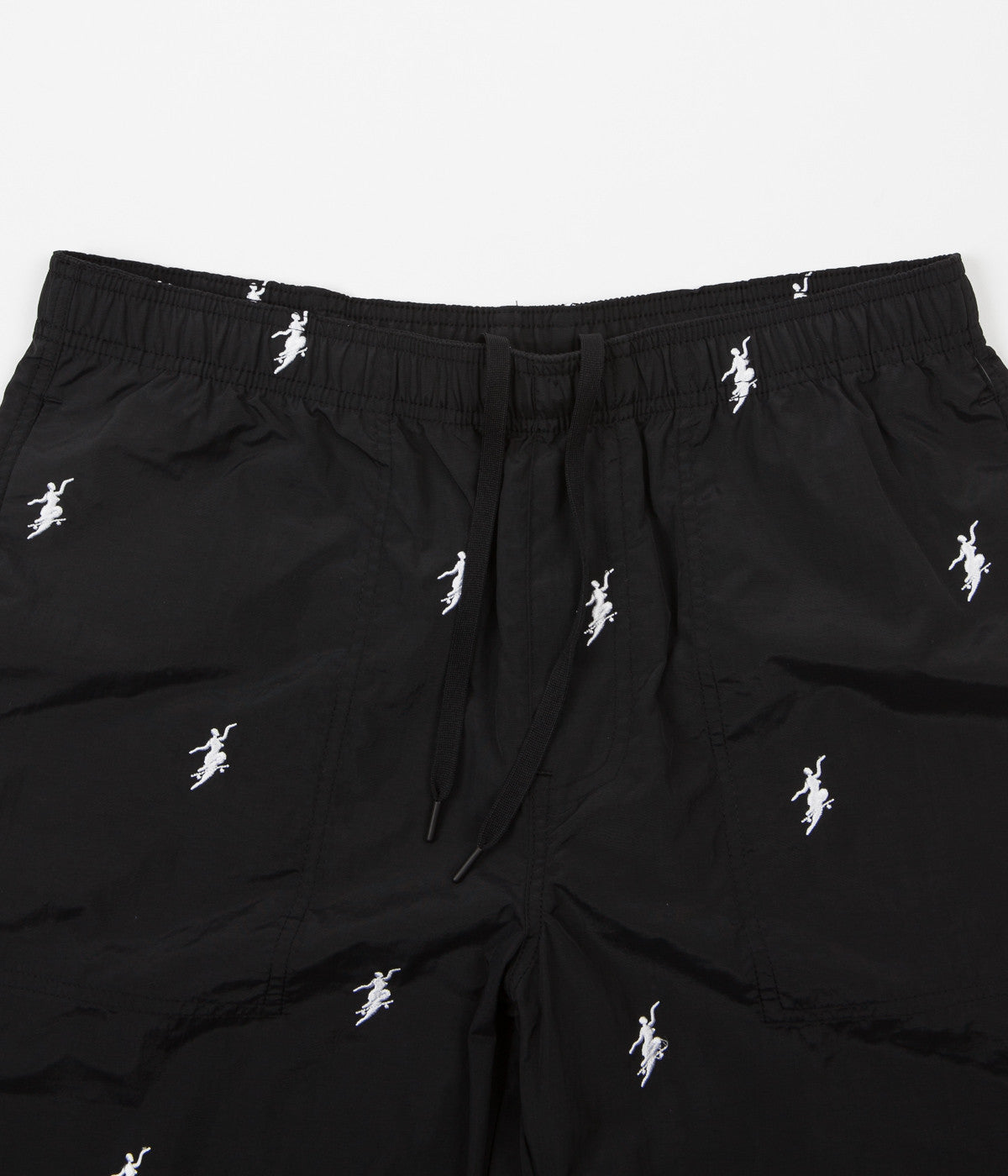 Converse x Polar Shorts - Black