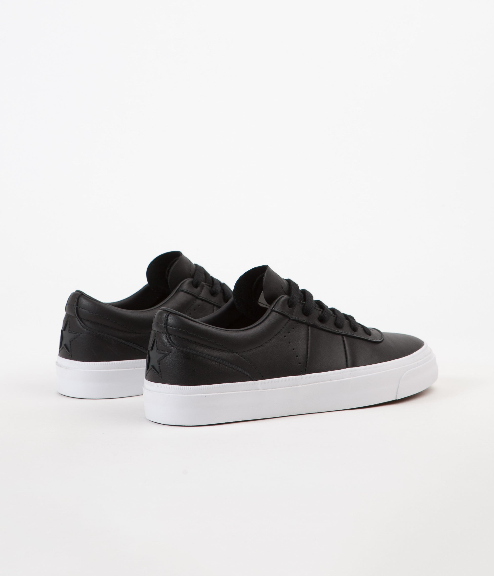 c439c7e89f60 ... Converse x Sage Elsesser One Star CC Pro Ox Shoes - Black   Black    White ...