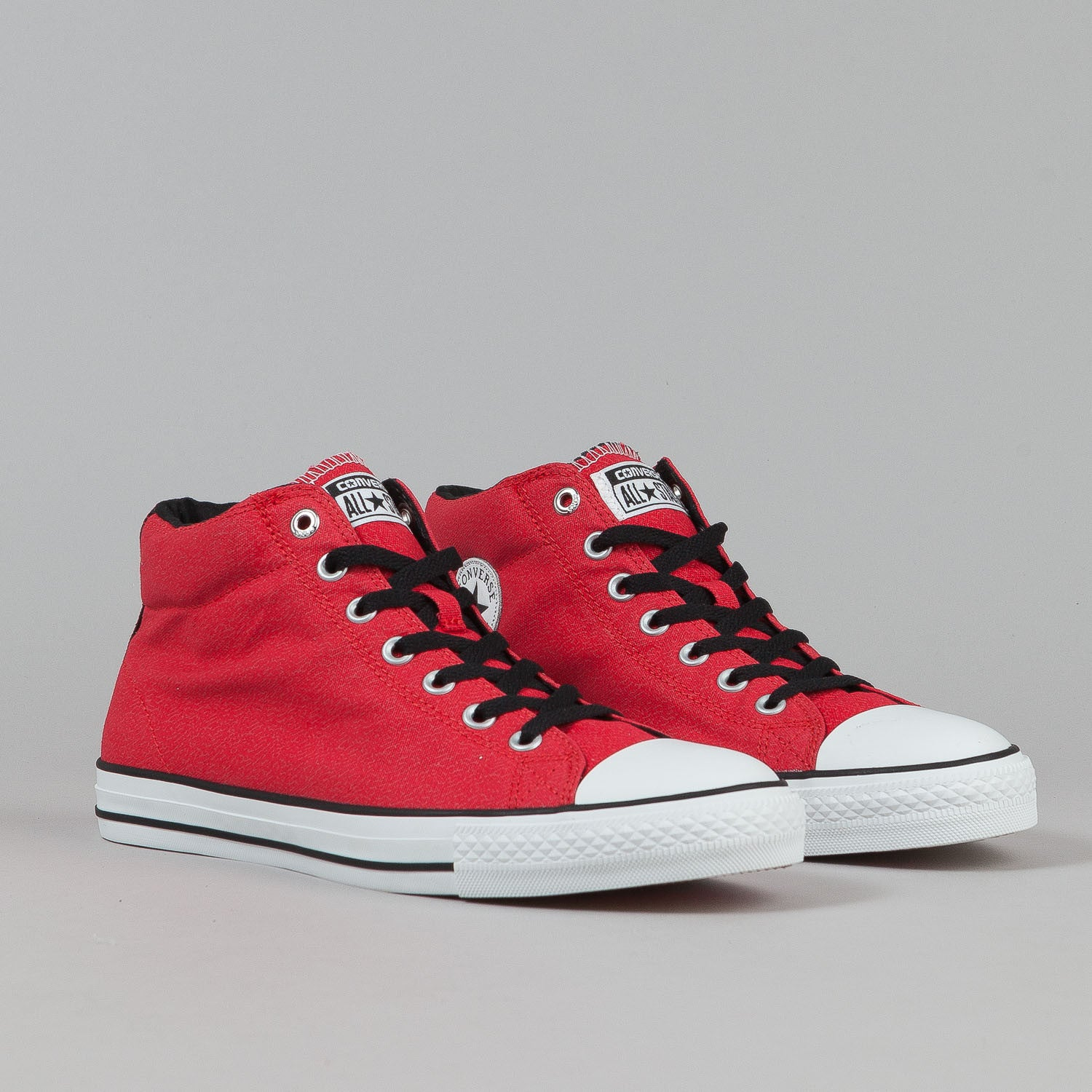Converse X Santa Cruz CTS Mid Red / Black / White