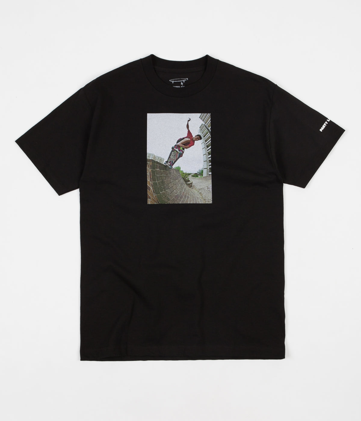 Crailtap Gonz 80's Party T-Shirt - Black