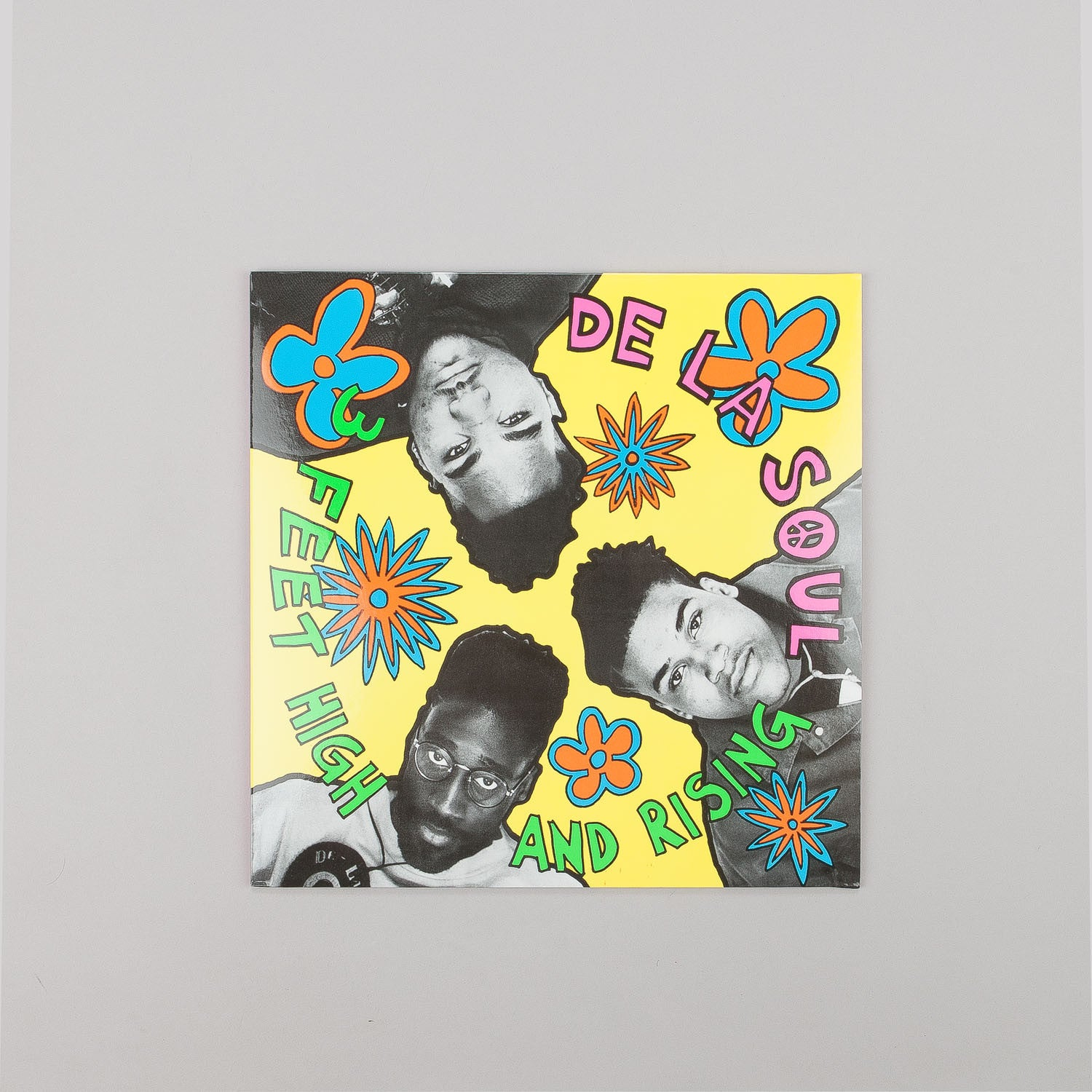 De La Soul '3 Feet High And Rising'
