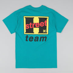 Dear Skating H-Street Team T-Shirt - Jade