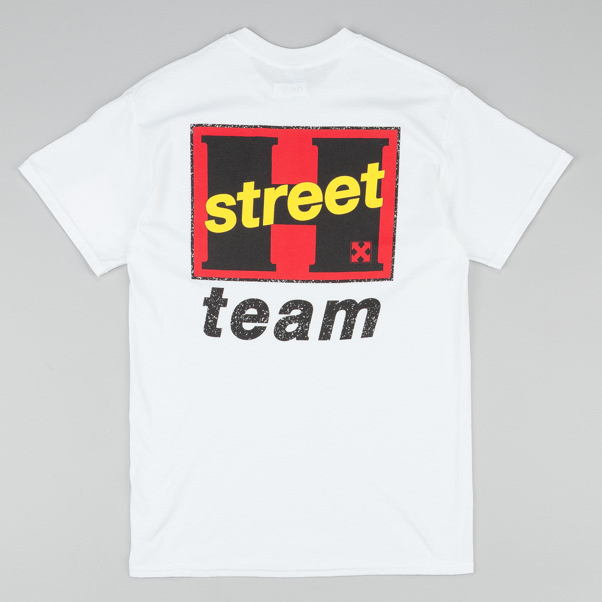 Dear Skating H-Street Team T-Shirt - White
