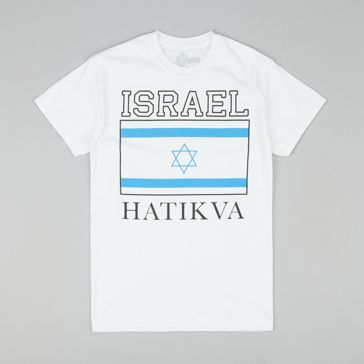 Dear Skating Israel T Shirt White