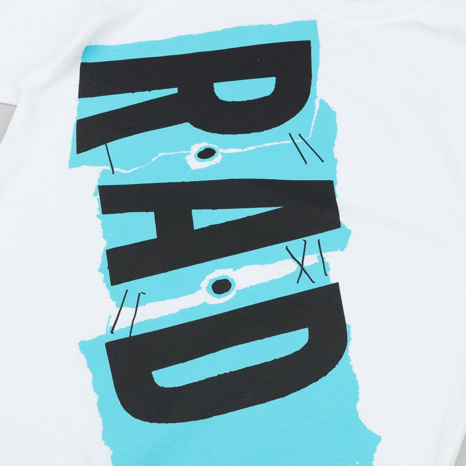 Dear Skating R.A.D. Magazine T-Shirt - White