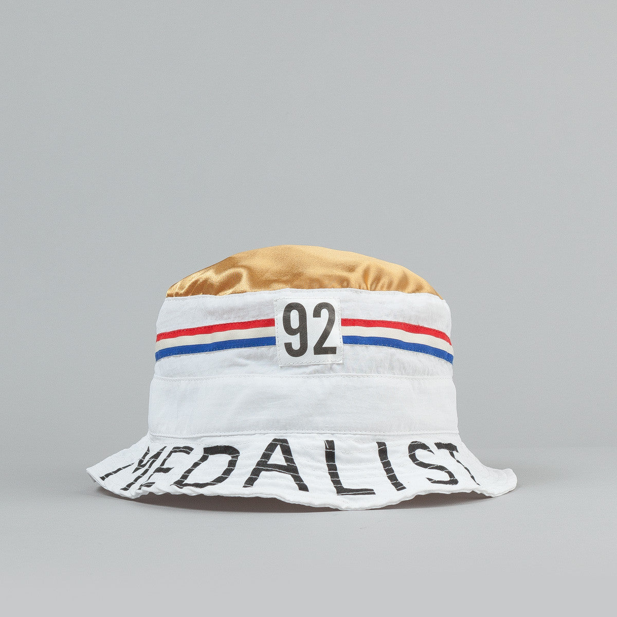 The Decades Gold Medalist Bucket Hat - Red / White / Blue