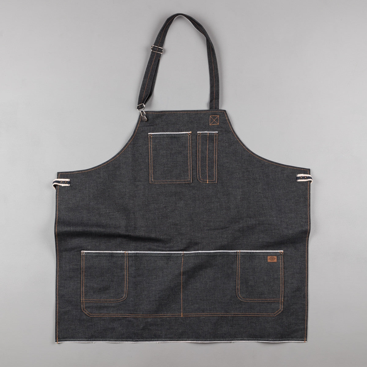 Dickies Apron- Raw Blue