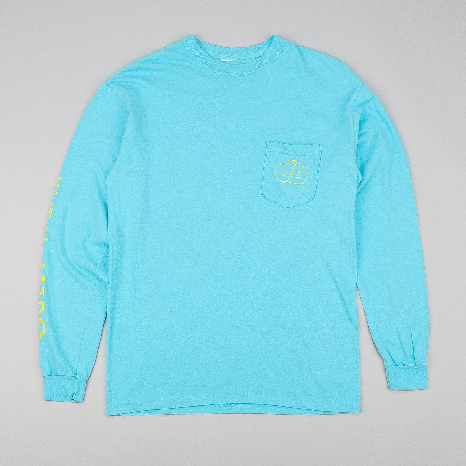 Dertbag Gully Wear Long Sleeve Pocket T-Shirt