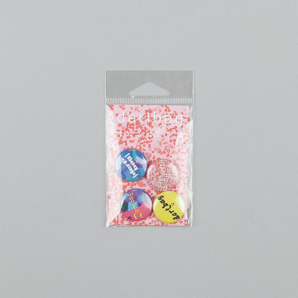 Dertbag Pin Pack