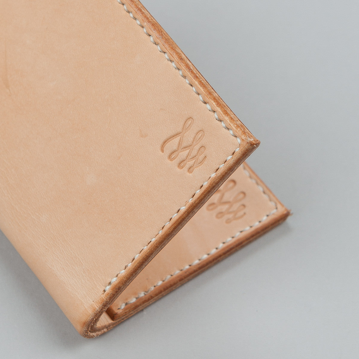 Descent Cobwebbed Wallet - Natural