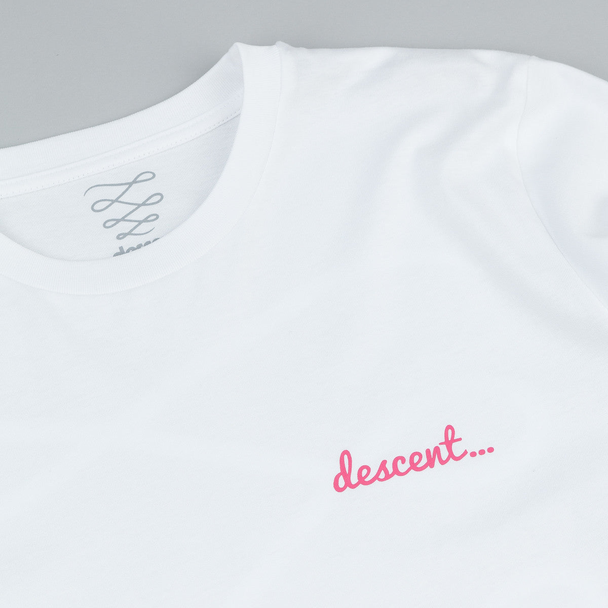 Descent Summer of '15 Longsleeve T-Shirt - White