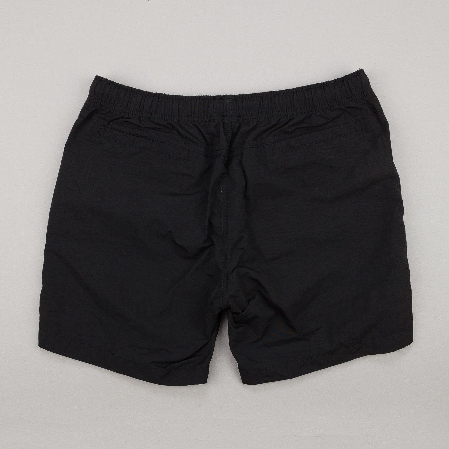 Deus Ex Machina Sandbar Plains Shorts - Jet Black