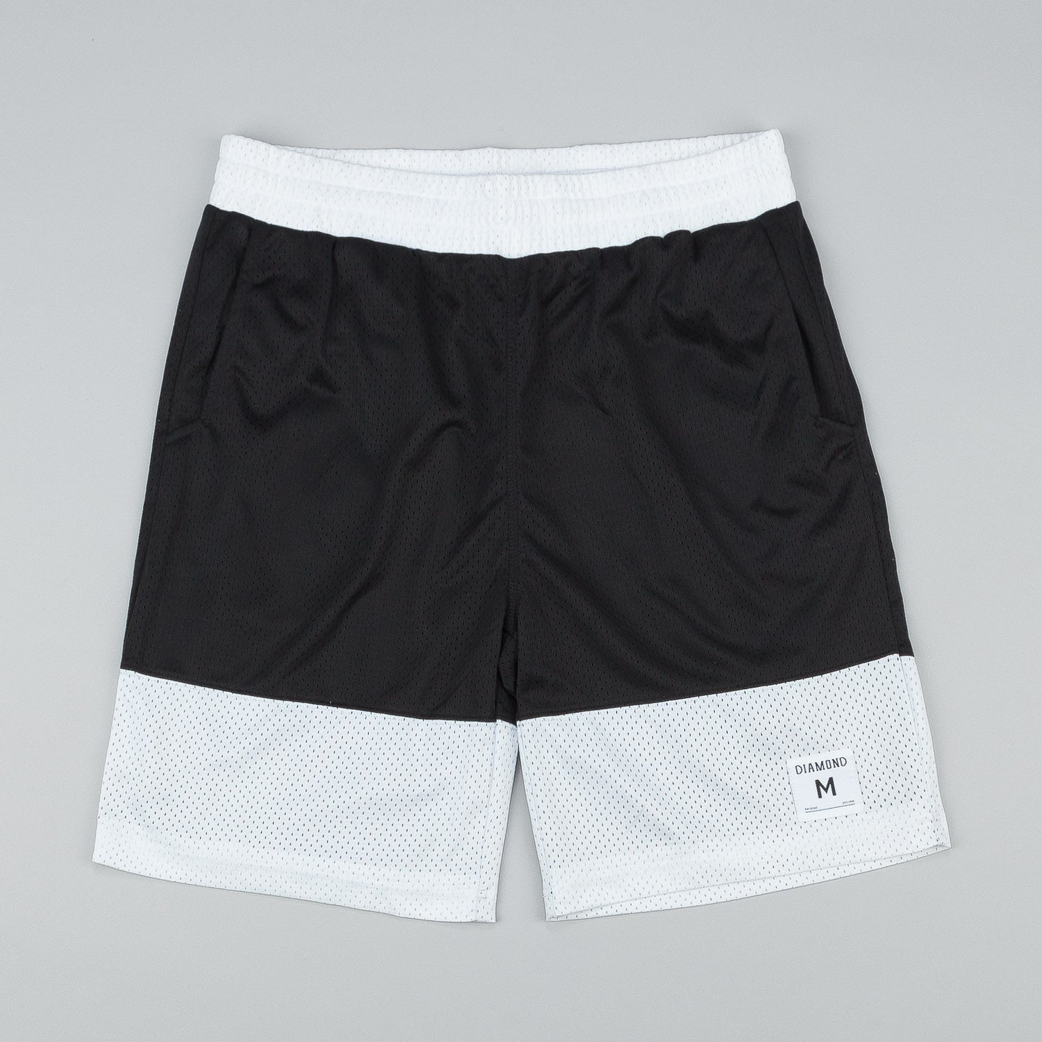 Diamond Arch Mesh Basketball Shorts