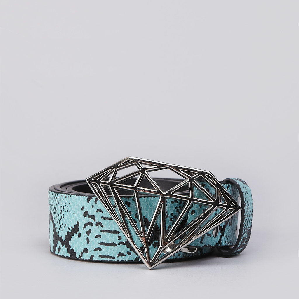 Diamond Brilliant Belt Diamond Blue