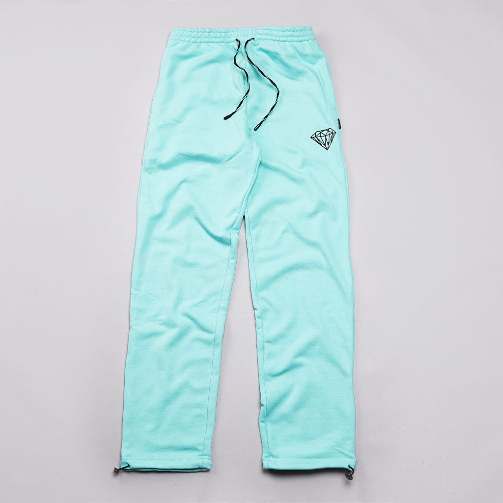Diamond Brilliant Sweatpants Diamond Blue / Black