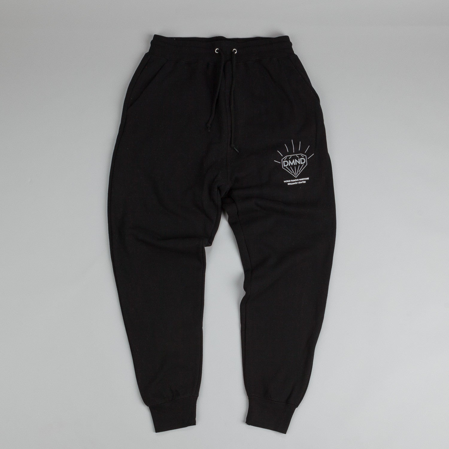 Diamond Brilliant Sweatpants Black