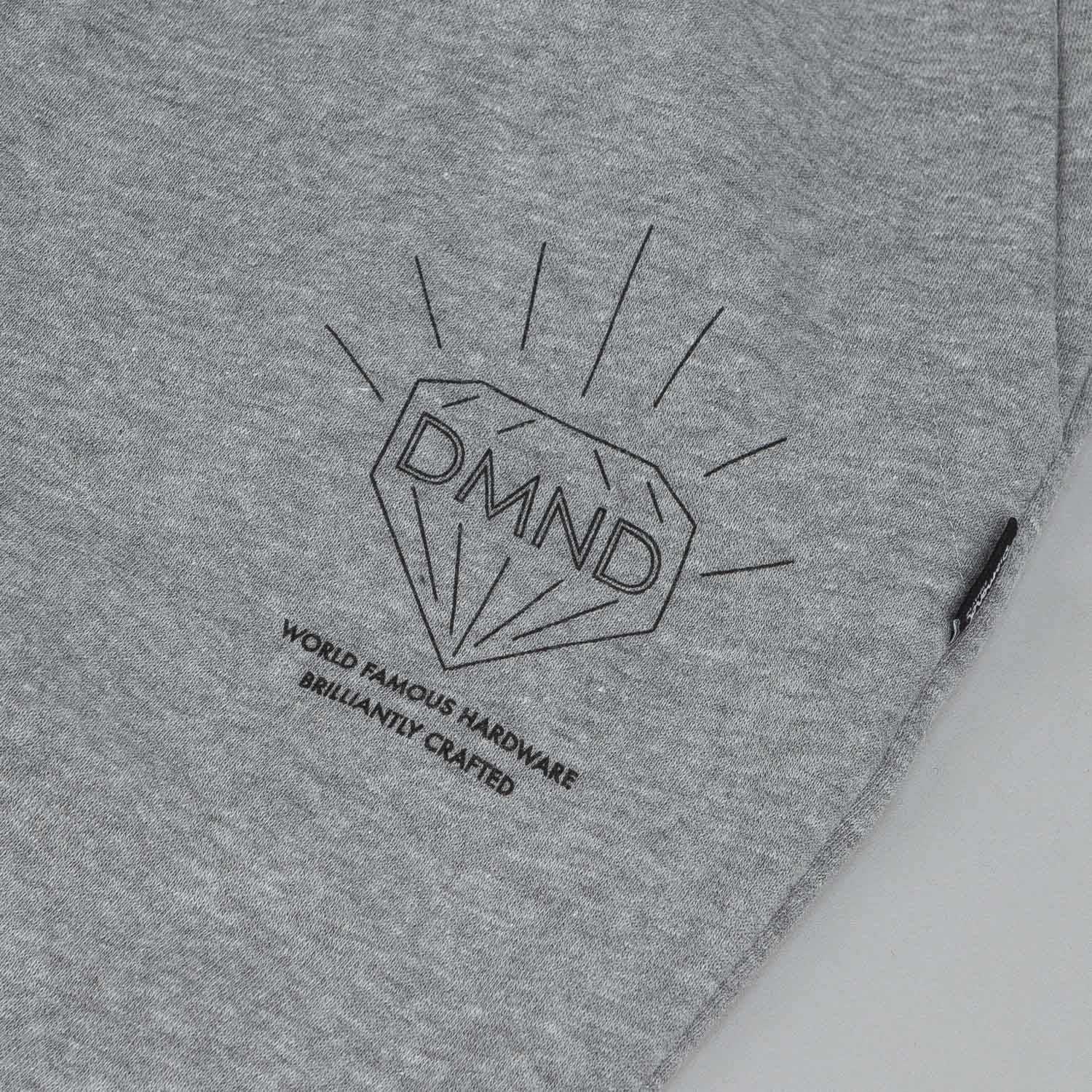 Diamond Brilliant Sweatpants Heather Grey