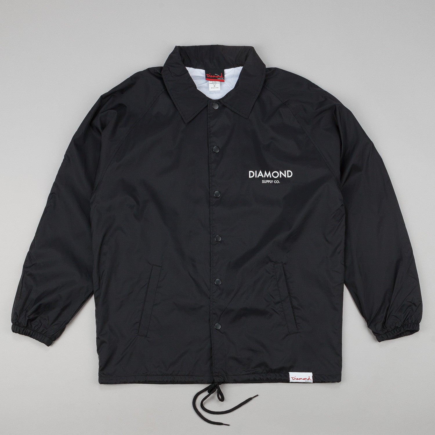 Diamond Classic Coach Jacket