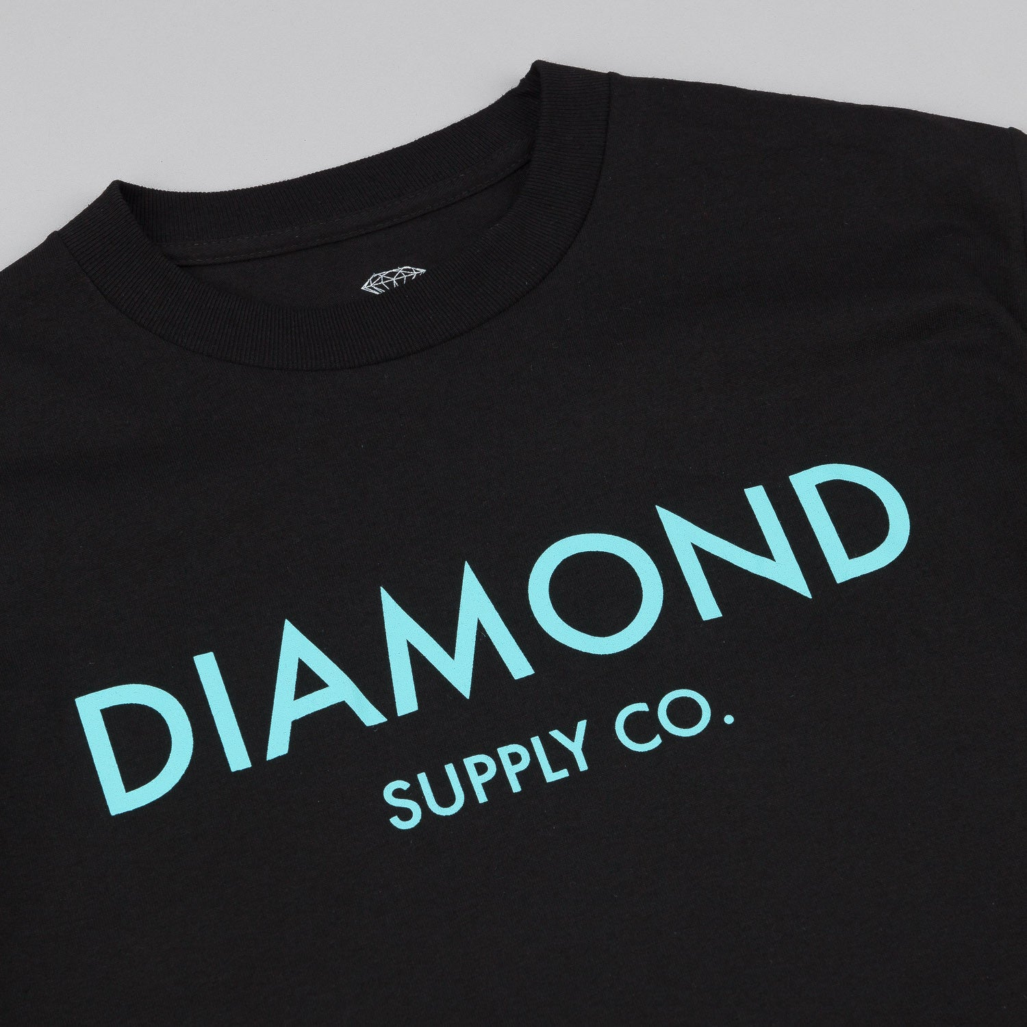 Diamond Classic T-Shirt - Black