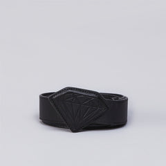 Diamond Cordura Brilliant Belt Black