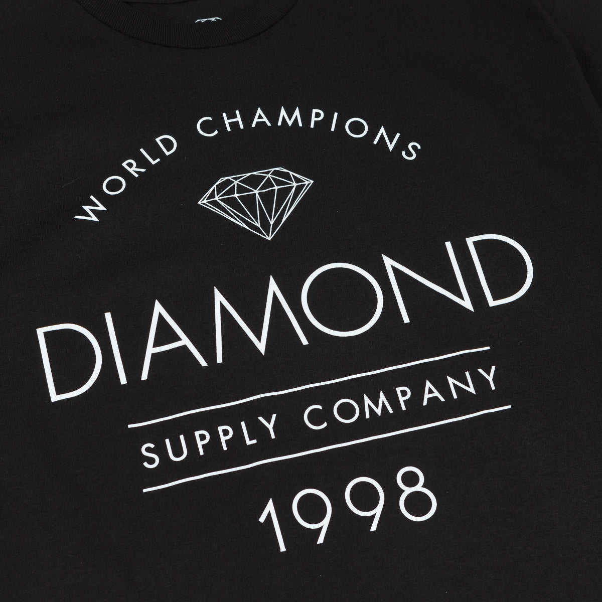 Diamond Craftsman T-Shirt Black