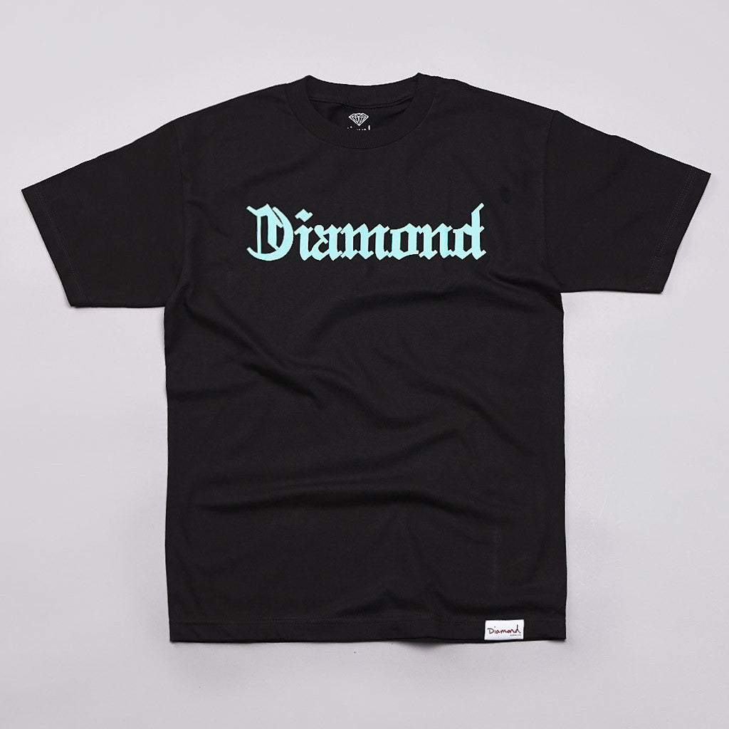 Diamond Diamond4life T Shirt Black