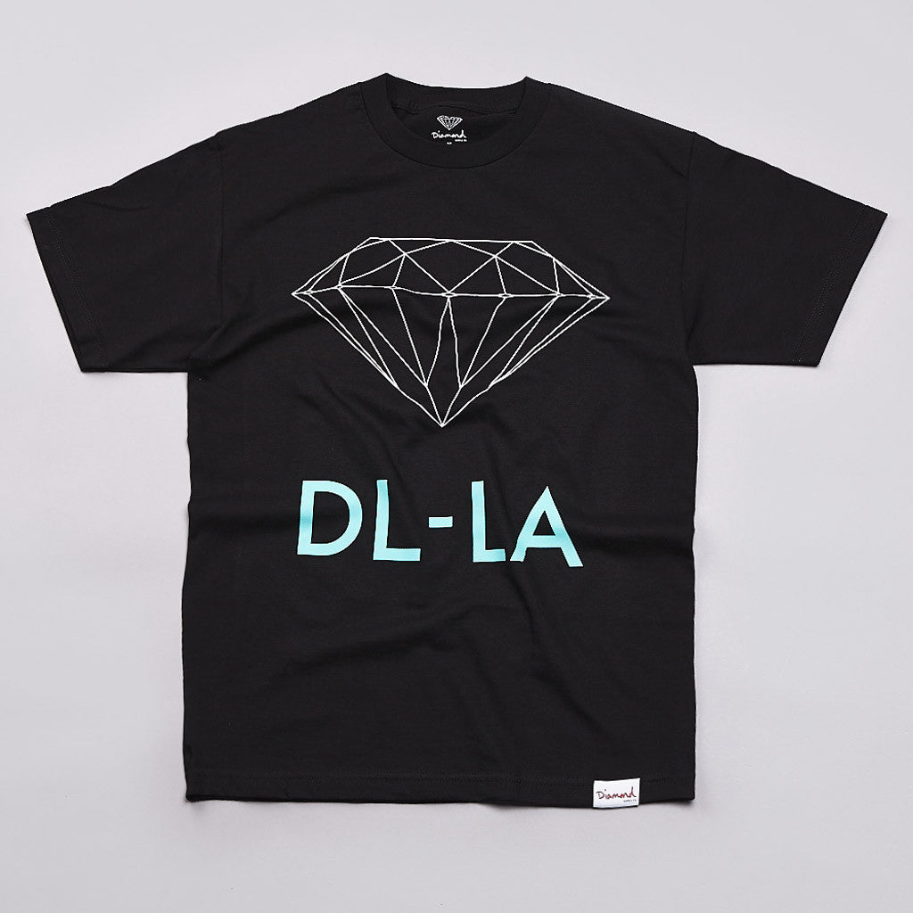 Diamond DL-LA T Shirt Black