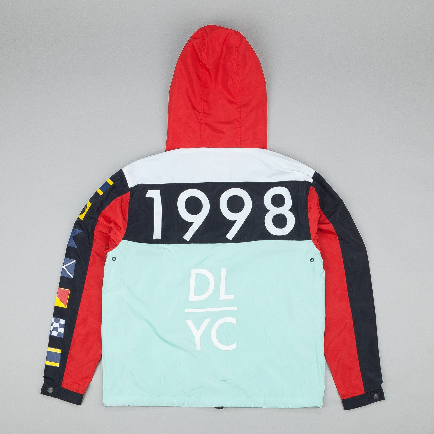Diamond DLYC Anorak - Navy / Diamond Blue