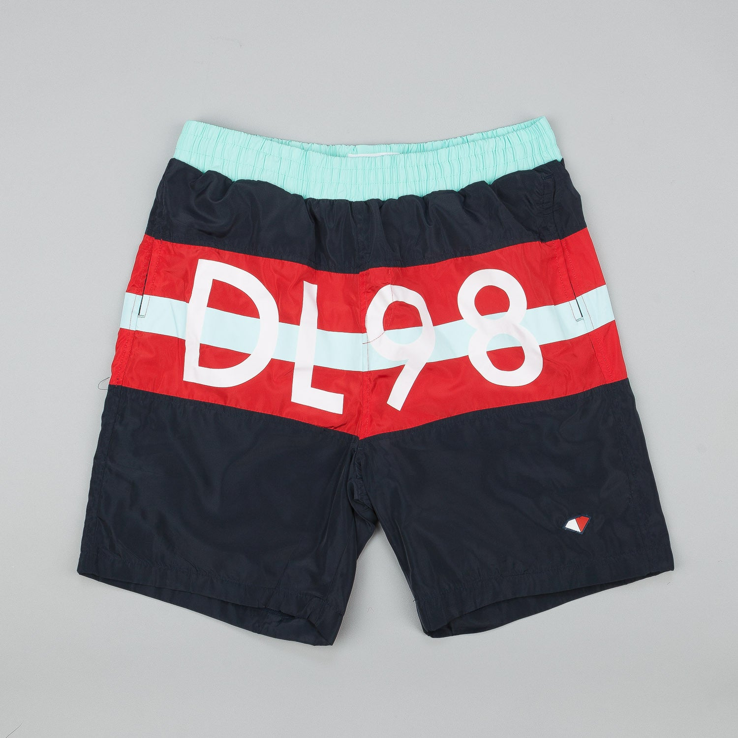 "Diamond DLYC Short 9-1/2"" - Navy"