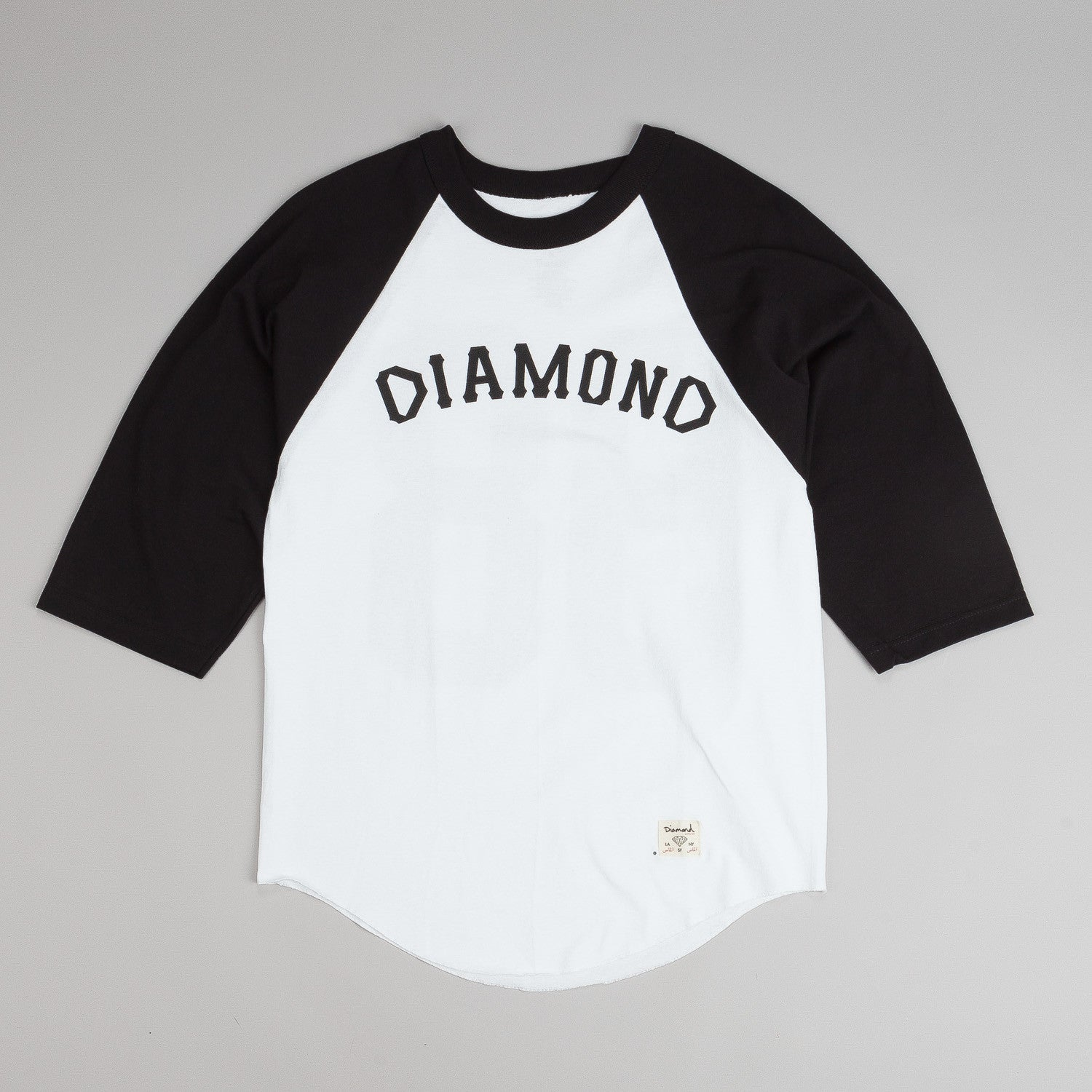 Diamond Dugout 98 3/4 Sleeve Raglan T-Shirt