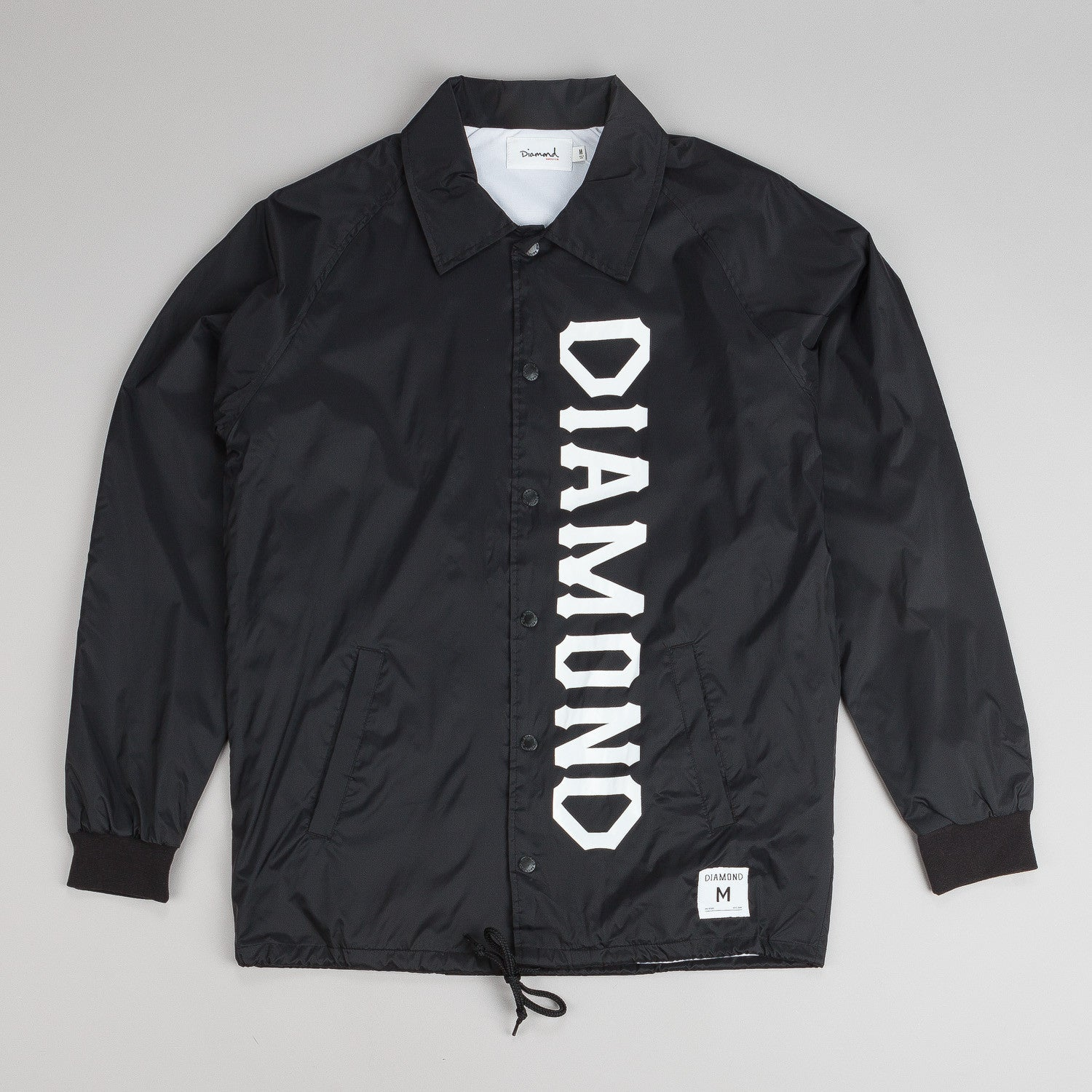 Diamond Dugout Coach Jacket