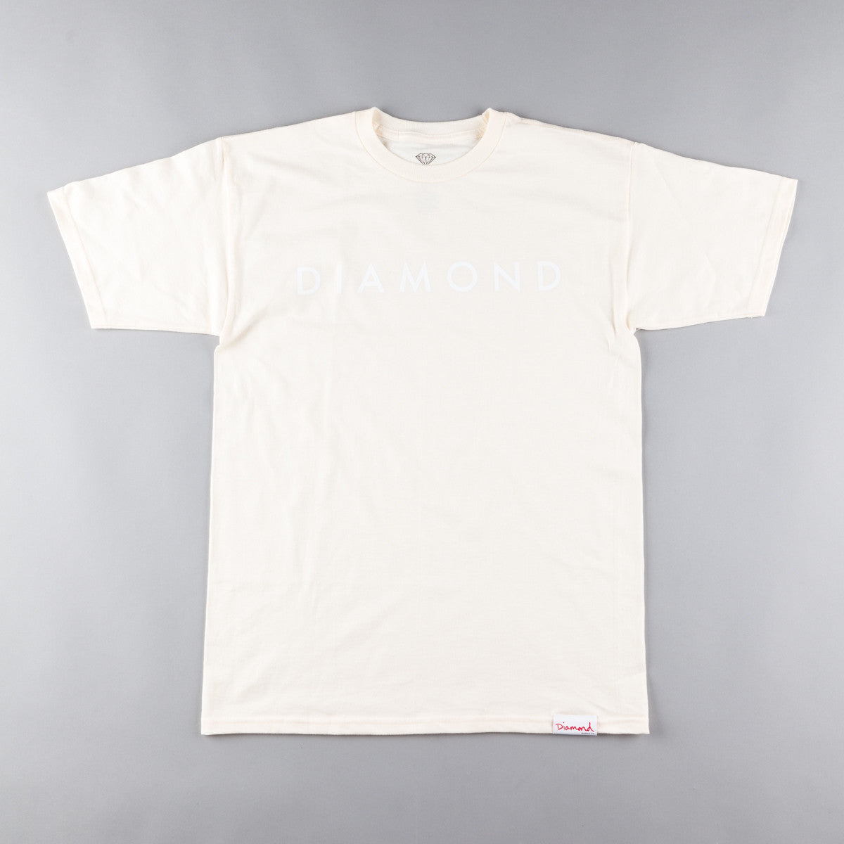 Diamond Facet Tonal T-Shirt