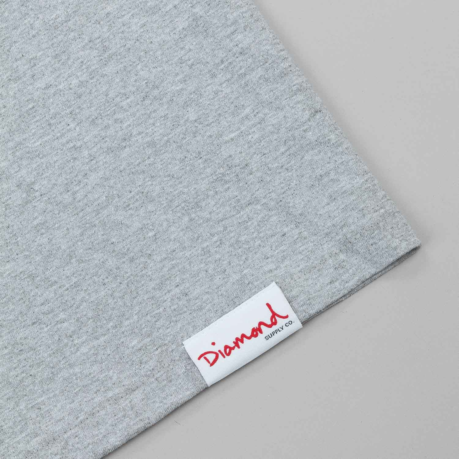 Diamond Game Assn 14 T-Shirt Heather Grey