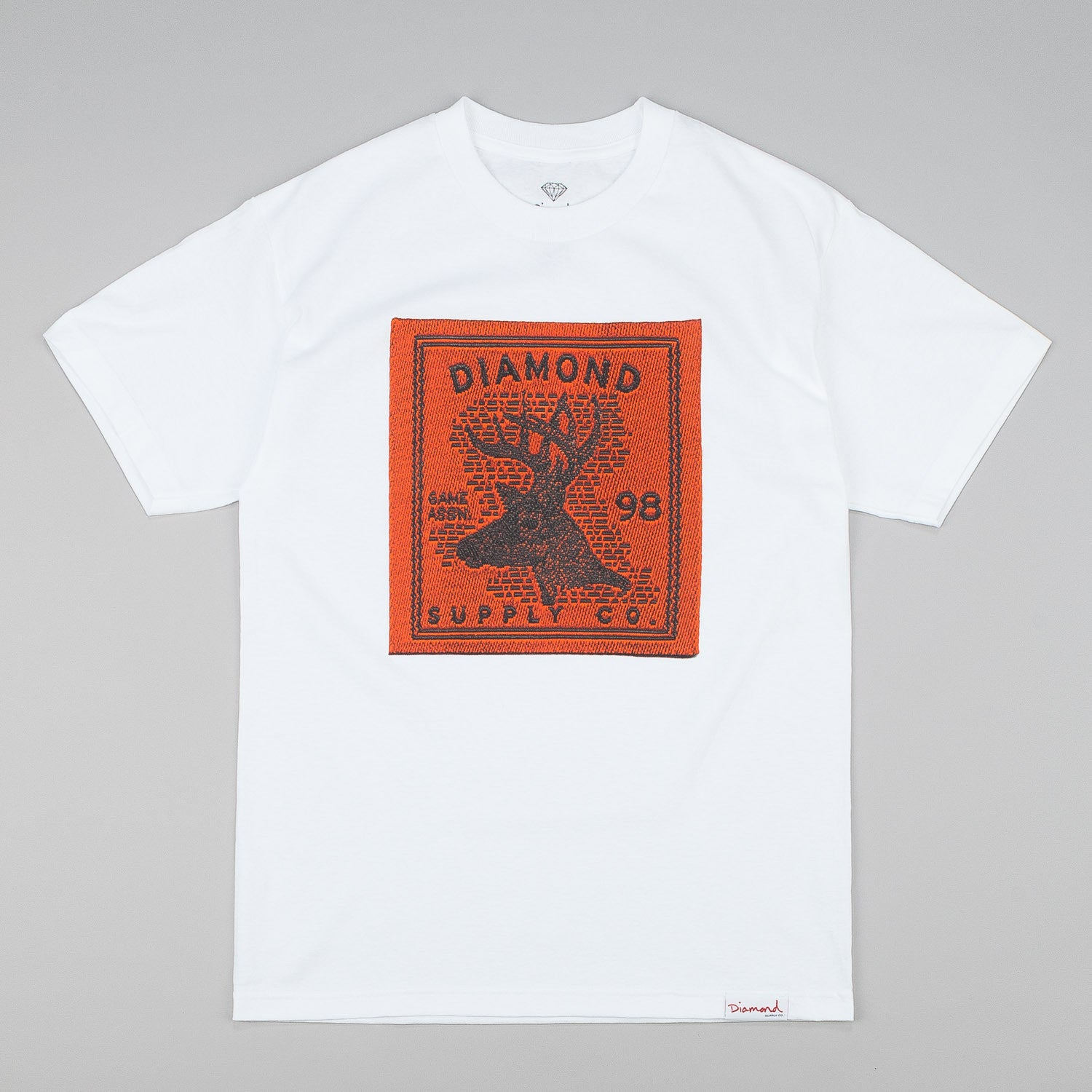 Diamond Game Assn 14 T-Shirt White
