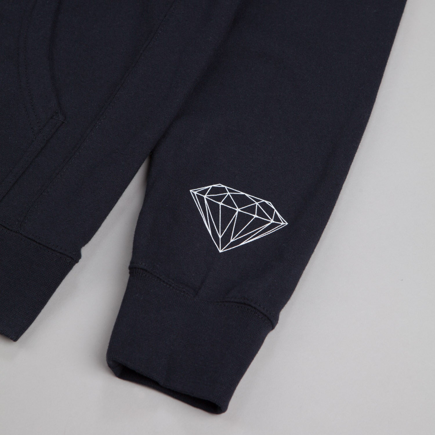 Diamond Glory Hooded Sweatshirt Navy